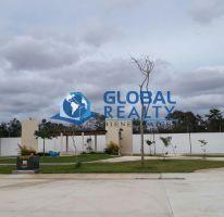 Foto de terreno habitacional en venta en Temozon Norte, Mérida, Yucatán, 4429816,  no 01