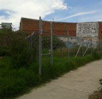 Foto de terreno habitacional en venta en Juan José Codallos, Morelia, Michoacán de Ocampo, 2203495,  no 01