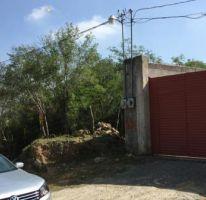 Foto de terreno habitacional en venta en El Barrial, Santiago, Nuevo León, 4263366,  no 01