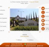 Foto de casa en venta en 1 1, alta vista, san andrés cholula, puebla, 1209833 no 01