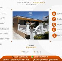 Foto de casa en venta en 1 1, universidad, toluca, estado de méxico, 1437185 no 01