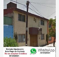 Foto de casa en venta en  1, 20 de noviembre, venustiano carranza, distrito federal, 2697721 No. 01