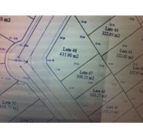 Foto de terreno habitacional en venta en 1 1, altabrisa, mérida, yucatán, 1979460 no 01