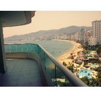 Foto de departamento en venta en playa icacos 1, icacos, acapulco de juárez, guerrero, 418083 no 01