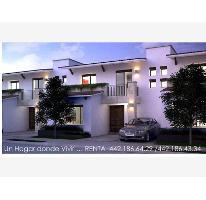 Foto de casa en renta en  1, desarrollo habitacional zibata, el marqués, querétaro, 2820054 No. 01