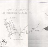 Foto de terreno habitacional en venta en 1, los rodriguez, santiago, nuevo león, 1789761 no 01