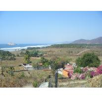 Foto de terreno habitacional en venta en  1, papanoa, técpan de galeana, guerrero, 2544629 No. 01