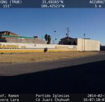 Foto de terreno comercial en venta en profesor ramon rivera lara 1, partido iglesias, juárez, chihuahua, 2652823 No. 01