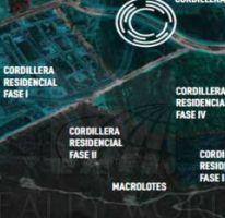 Foto de terreno habitacional en venta en 10, residencial cordillera, santa catarina, nuevo león, 2050952 no 01