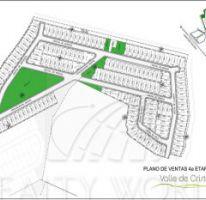 Foto de terreno habitacional en venta en 10, valles de cristal, monterrey, nuevo león, 2051004 no 01