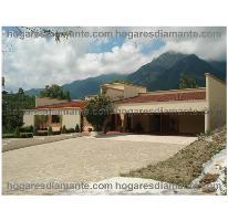 Foto de rancho en venta en  100, san francisco, santiago, nuevo león, 1380101 No. 01