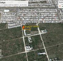 Foto de terreno habitacional en venta en 102 , dzitya, mérida, yucatán, 0 No. 01