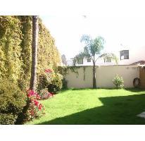 Foto de casa en venta en  106, residencial el campanario, san pedro cholula, puebla, 2781178 No. 01