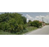 Foto de terreno habitacional en venta en  , ejidal, solidaridad, quintana roo, 2575062 No. 01