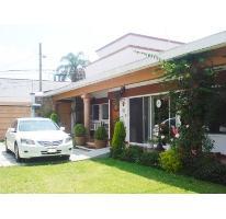Foto de casa en venta en  112, hacienda tetela, cuernavaca, morelos, 2693890 No. 01