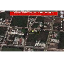 Foto de terreno habitacional en venta en 12 , montebello, mérida, yucatán, 2766783 No. 01