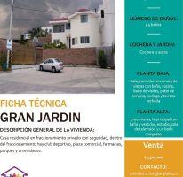 Foto de casa en condominio en venta en Gran Jardín, León, Guanajuato, 1445279,  no 01