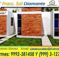 Foto de casa en venta en 143 1, ampliación ciudad industrial, mérida, yucatán, 1618980 no 01