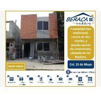 Foto de casa en venta en  , 15 de mayo, ciudad madero, tamaulipas, 2231106 No. 01