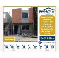 Foto de casa en venta en  , 15 de mayo, ciudad madero, tamaulipas, 2841690 No. 01