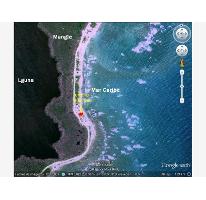 Foto de terreno comercial en venta en costera norte 15, mahahual, othón p blanco, quintana roo, 1729016 no 01