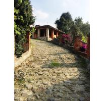 Foto de terreno habitacional en venta en  2, santiago yancuitlalpan, huixquilucan, méxico, 2647171 No. 01