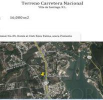 Foto de terreno habitacional en venta en 17, santiago centro, santiago, nuevo león, 2217230 no 01