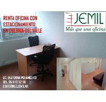 Foto de oficina en renta en  1878, del valle centro, benito juárez, distrito federal, 2777090 No. 01