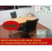 Foto de oficina en renta en  1878, del valle centro, benito juárez, distrito federal, 2779022 No. 01