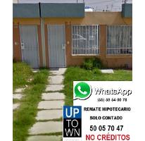 Foto de casa en venta en 1a cerrada de circuito jardínes del eden viv. 1 lt. 8 manzana 50 , los héroes tecámac iii, tecámac, méxico, 2770023 No. 01