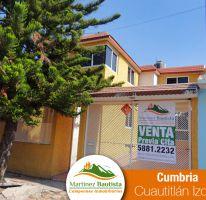Foto de casa en venta en Cumbria, Cuautitlán Izcalli, México, 2832194,  no 01