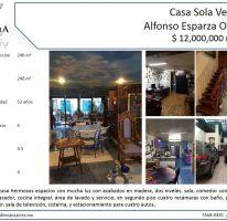 Foto de casa en venta en Guadalupe Inn, Álvaro Obregón, Distrito Federal, 2578051,  no 01