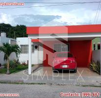 Foto de casa en venta en 20 b , cholul, mérida, yucatán, 0 No. 01