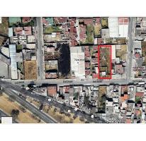 Foto de terreno habitacional en venta en paseo del canal 20, la joya, metepec, estado de méxico, 1573522 no 01