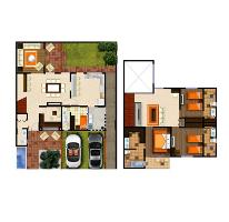 Foto de casa en venta en  205, cacalomacán, toluca, méxico, 2063652 No. 01