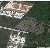 Foto de terreno habitacional en venta en 21 , conkal, conkal, yucatán, 0 No. 01