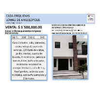 Foto de casa en venta en  222, angelopolis, puebla, puebla, 2553480 No. 01