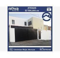 Foto de casa en venta en  222, atenas, tuxtla gutiérrez, chiapas, 2839162 No. 01
