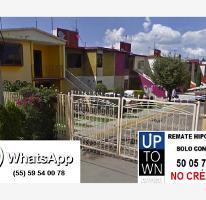 Foto de casa en venta en prlongacion independencia 23, san lorenzo tetlixtac, coacalco de berriozábal, méxico, 2820383 No. 01