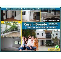Foto de casa en venta en  24, santa fe plus, benito juárez, quintana roo, 2703386 No. 01