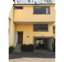 Foto de casa en condominio en renta en 2a cerrada del deporte 26, jesús del monte, huixquilucan, méxico, 2845600 No. 01