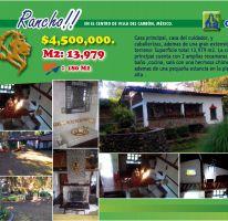 Foto de casa en venta en Villa del Carbón, Villa del Carbón, México, 2469962,  no 01