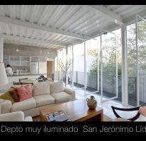 Foto de departamento en renta en San Jerónimo Lídice, La Magdalena Contreras, Distrito Federal, 1963861,  no 01