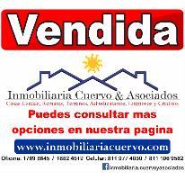 Foto de casa en venta en  , 3 caminos, guadalupe, nuevo león, 2602285 No. 01