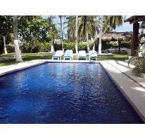 Foto de casa en venta en  3, pie de la cuesta, acapulco de juárez, guerrero, 2509892 No. 01