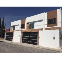 Foto de casa en venta en 3 poniente 111, zerezotla, san pedro cholula, puebla, 2786253 No. 01