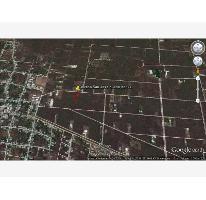 Foto de terreno habitacional en venta en calle 24 305, san antonio, mérida, yucatán, 1517908 no 01