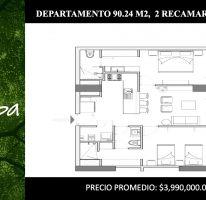 Foto de departamento en venta en Contadero, Cuajimalpa de Morelos, Distrito Federal, 2763723,  no 01