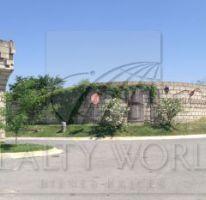 Foto de terreno habitacional en venta en 31, valle escondido, santiago, nuevo león, 1756314 no 01