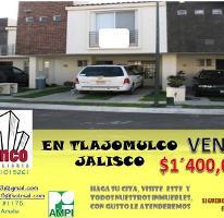 Foto de casa en venta en valle de santa lucia 33, real del valle, tlajomulco de zúñiga, jalisco, 2677707 No. 01